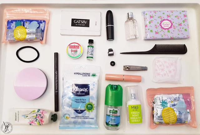 toiletries, medicine, and cosmetics