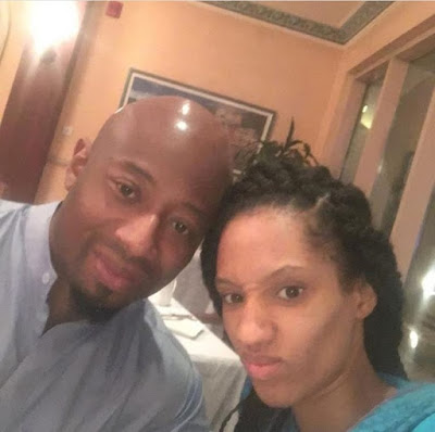 Di'ja releases wedding anniversary photos