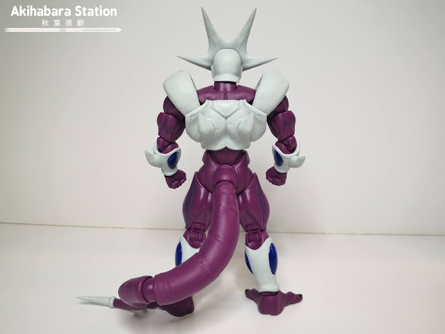 Review de S.H.Figuarts Cooler Final Form de Dragon Ball Z - Tamashii Nations