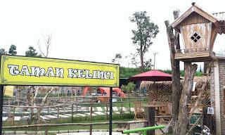Taman Kelinci Floating Market Lembang