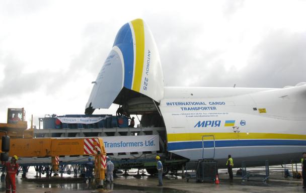 Ini Dia Antonov An-225 Adalah Pesawat Terbesar Di Dunia