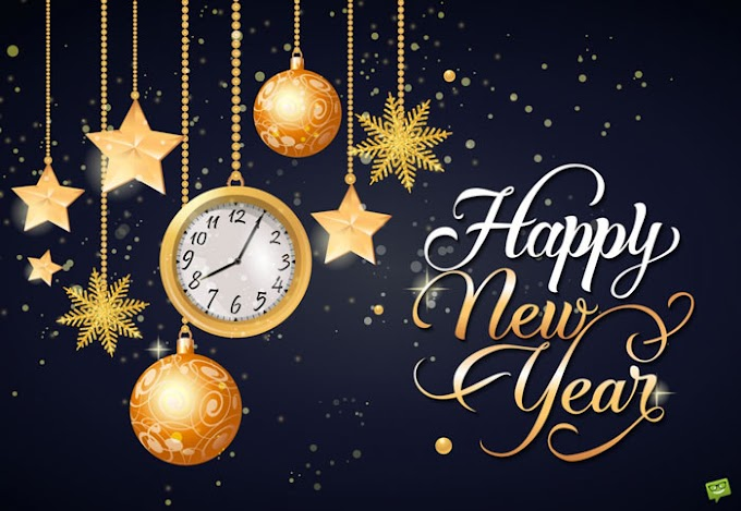 Happy New Year 2019 Wishes, Quotes and Messages Free Download