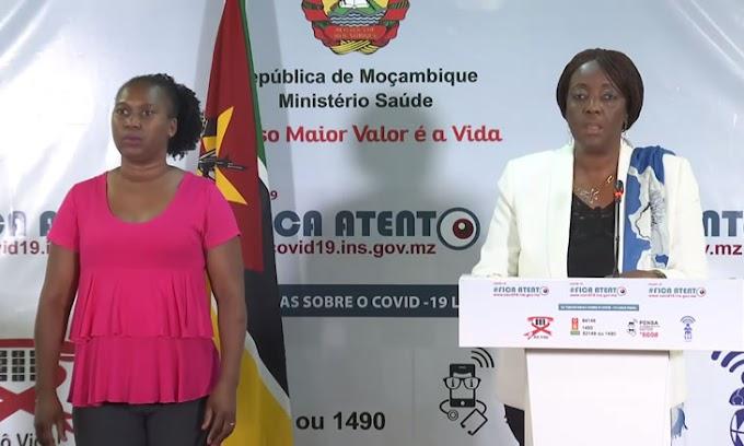Moçambique regista mais um caso positivos de covid-19