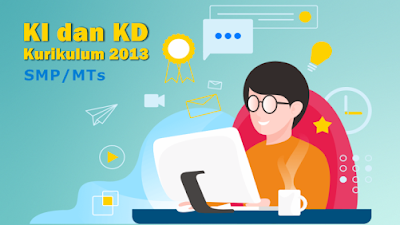 Download KI dan KD SMP MTs Kurikulum 13 Revisi Terbaru Tahun 2020-2021
