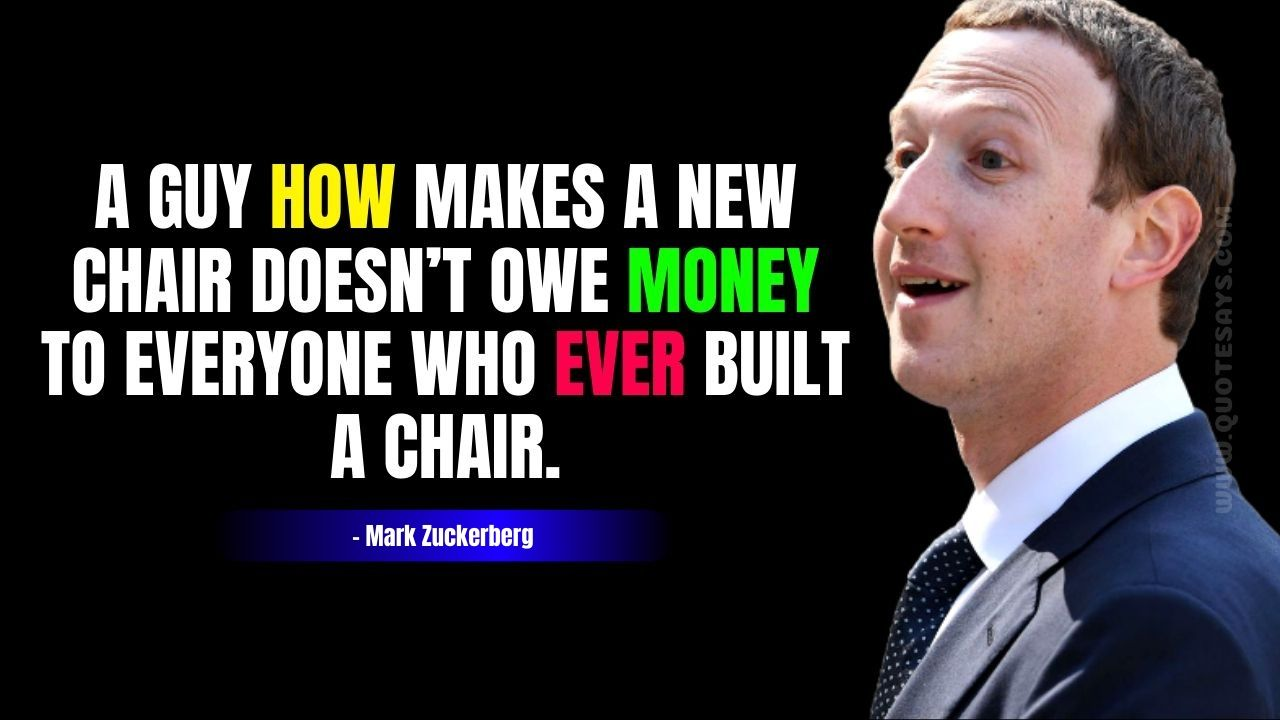 Mark Zuckerberg Quotes, Inspirational Quotes by Mark Zuckerberg