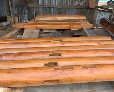 Nhận thi công nhà gỗ tại thị trấn gia Ray xuân lộc