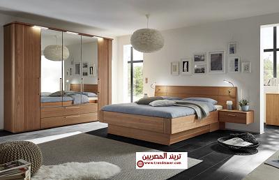 غرف النوم مودرن 2020