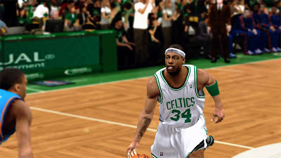 NBA 2K13 Paul Pierce Realistic Face Patches