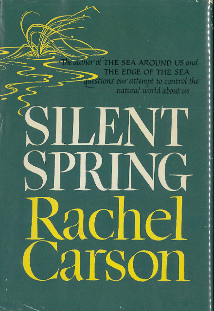 Download Silent Spring by Rachel Carson Free Ebook