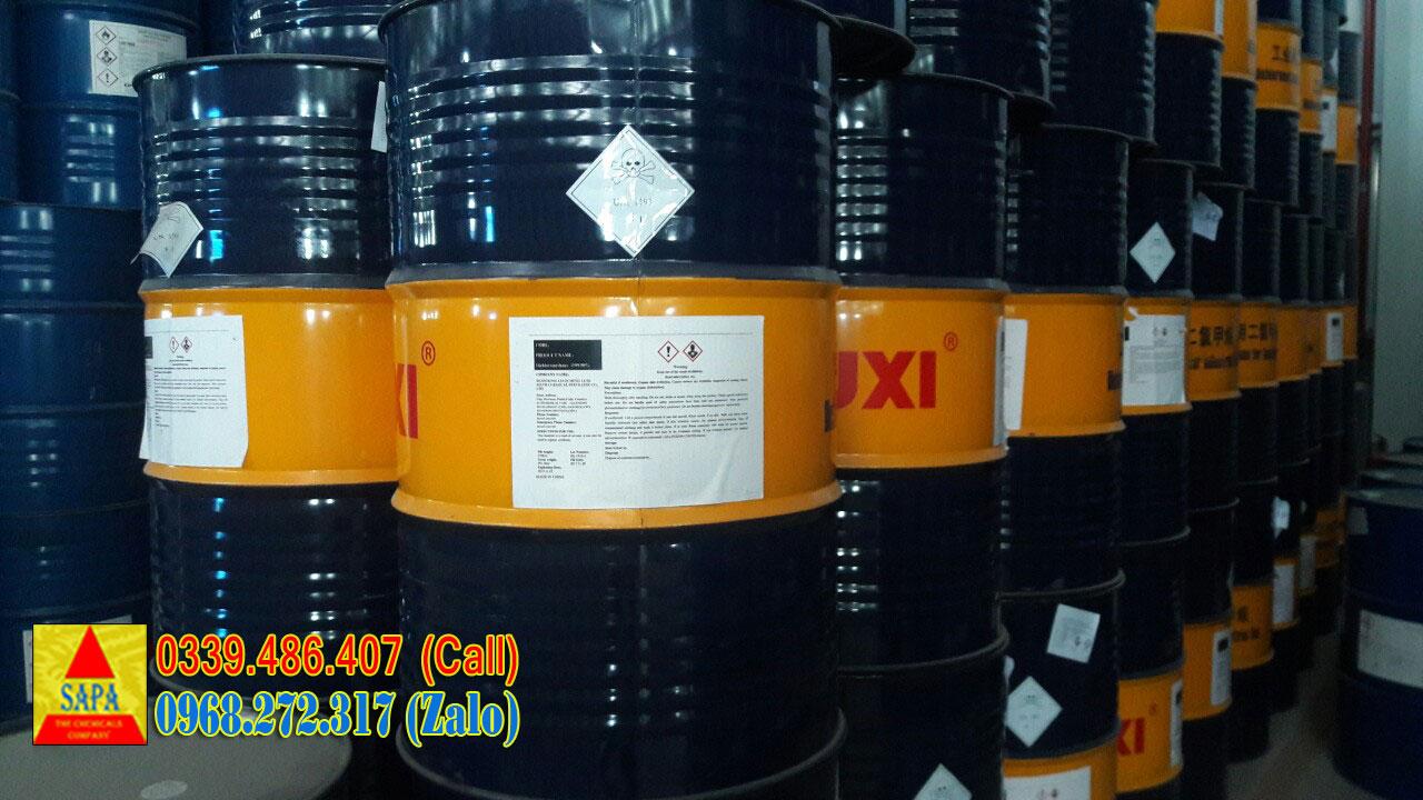 Methylene Chloride (MC) Luxi Trung Quốc
