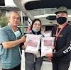 Siti Khadijah Sumbang Telekung Buat 'Frontliners' Wabak Covid-19