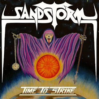 "Το album των Sandstorm ""Time to Strike"""