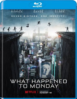 What Happened to Monday (2017) Watch Online Full Movie BluRay Free