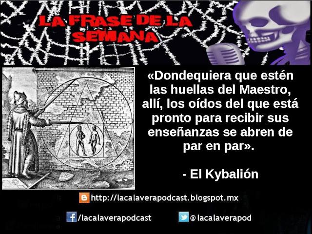 Frase del Kybalion
