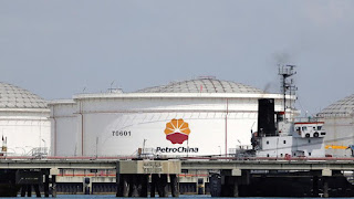 Cựu giám đốc điều hành PetroChina bị điều tra vì nghi ngờ tham nhũng