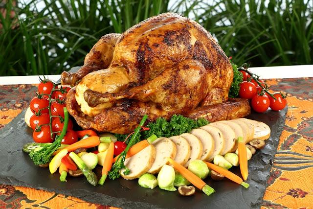 Balinese Roasted Turkey