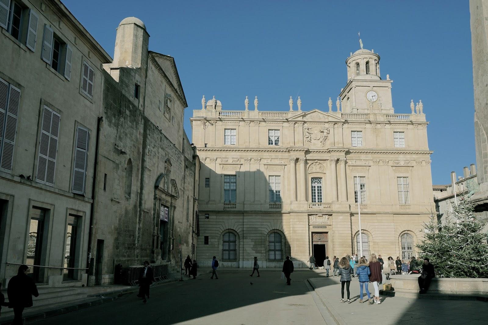 アルル市庁舎(Hôtel de ville d'Arles)