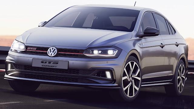 Volkswagen Virtus 2019 GTS 250 TSI