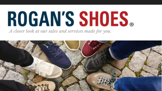 Rogan's Shoes Banner
