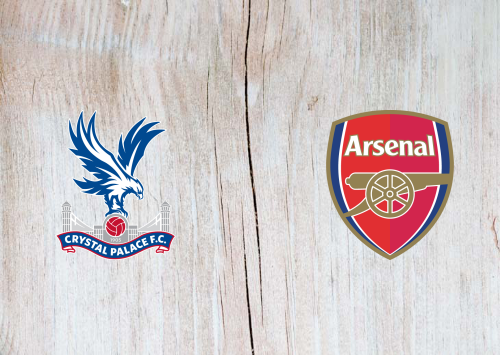 Crystal Palace vs Arsenal -Highlights 19 May 2021
