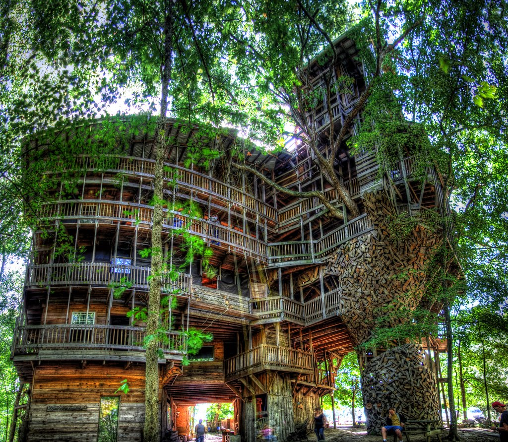 Biggest House Ever >> The Biggest Tree House Ever Keep Cruising World