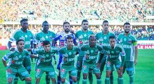 الرجاء يقلب الطاوله على فريق حسنية اكادير ويفوز عليه بهدفين لهدف في الدوري المغربي