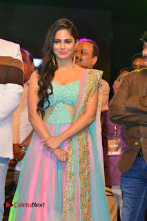 Actress Naina Ganguly Stills in Long Dress at Vangaveeti Audio Launch  0012.JPG