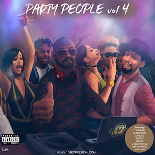 Classy DJ Exprezioni - Party People Vol. 4 Mix