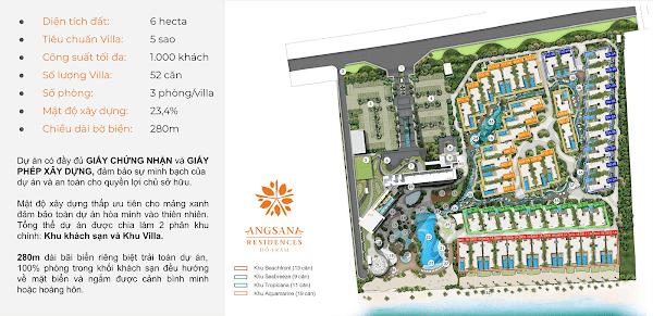 bản vẽ mặt bằng dự án Angsana Residences Hồ Tràm ( phối cảnh mặt bằng dự án Angsana Residences)