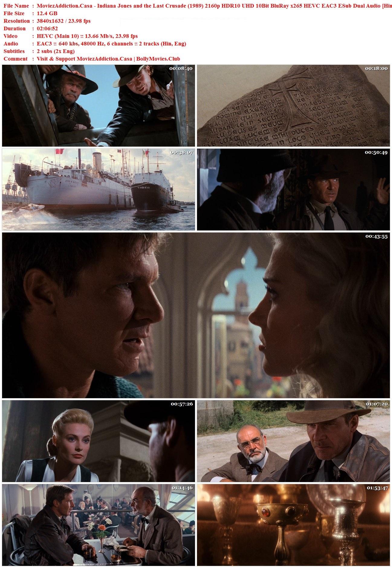 Download Indiana Jones and the Last Crusade