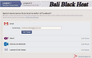 daftar facebook di laptop