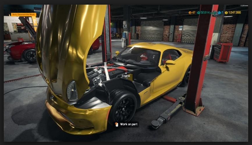 Car Mechanic Simulator 2018 Dodge Modern (PC) Game Free