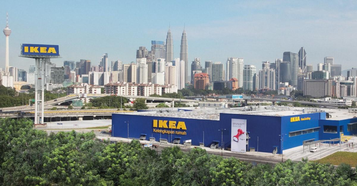 IKEA Hanya Benarkan Mereka Yang Lengkap Vaksinasi Untuk Masuk Ke Premis