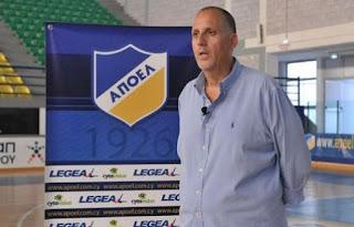 Μ.ΧΑΡΑΛΑΜΠΟΥΣ: «Η νίκη με την Ομόνοια, ήταν η ουσιώδης αρχή του πρωταθλήματος»