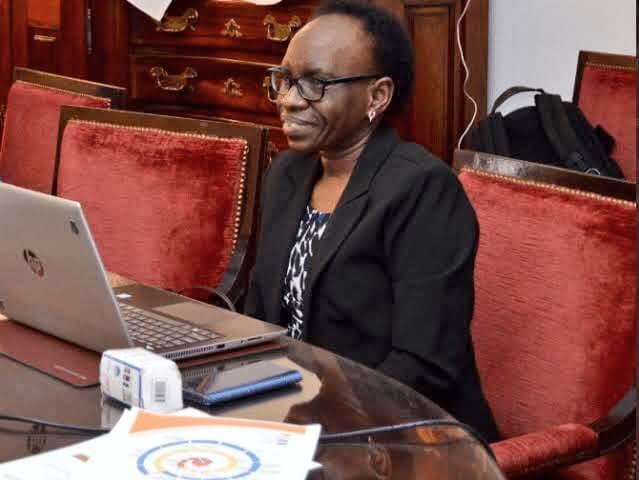 Auditor General Nancy Gathungu photo