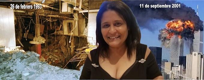 Lucrecia Rojas ex integrante de Las Chicas del Can sobrevivió a los dos atentados contra las torres gemelas