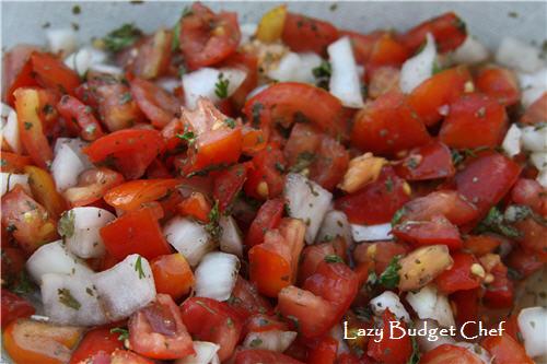 easy mix and match to taste pico de gallo recipe