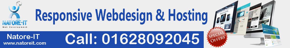 Responsive Webdesign & Hosting