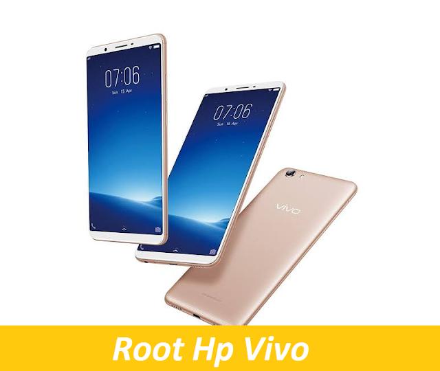 Cara Root Hp Vivo Tanpa PC