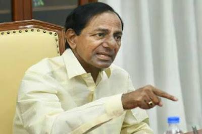 K. Chandrashekar Rao,CM,Telangana