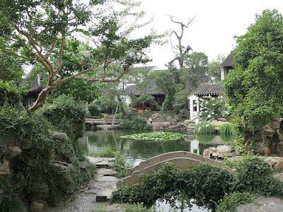 Jardín del maestro de redes