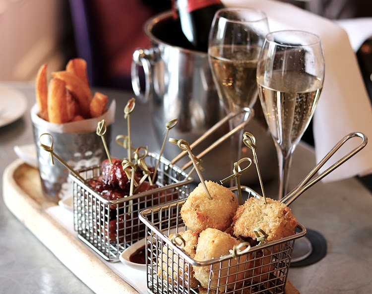Cheat Day Just Got Chic // Guilty Pleasures at Blythswood Square Package // Almost Chic