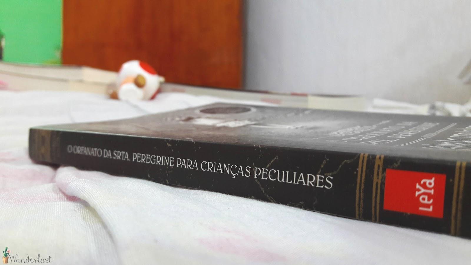 leituras, micaela ramos, livro, fotografia, o lar das crianças peculiares, o orfanato da srta peregrine para crianças peculiares, ransom riggs,