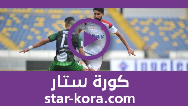 مشاهدة مباراة يوسفية برشيد ومولودية وجدة بث مباشر كورة ستار اون لاين لايف 11-08-2020 الدوري المغربي