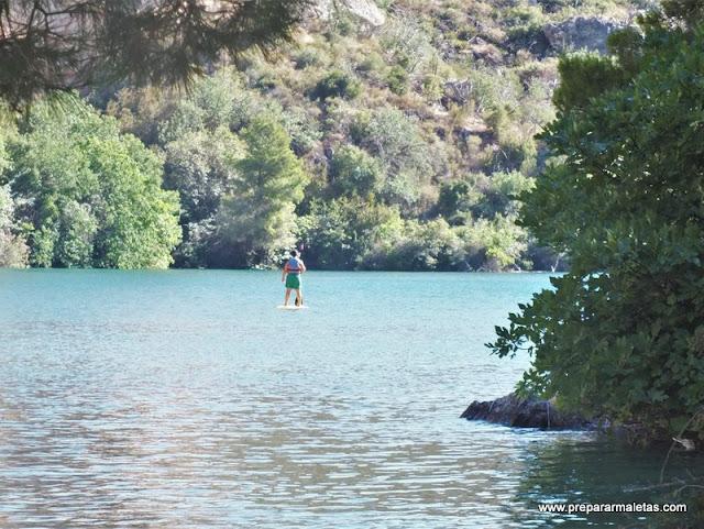 deportes de aventura en Buendía Cuenca actividades