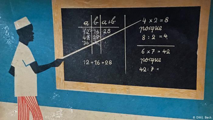 Desafios e possibilidades no trabalho com Etnomatemática e a Matemática no Continente Africano