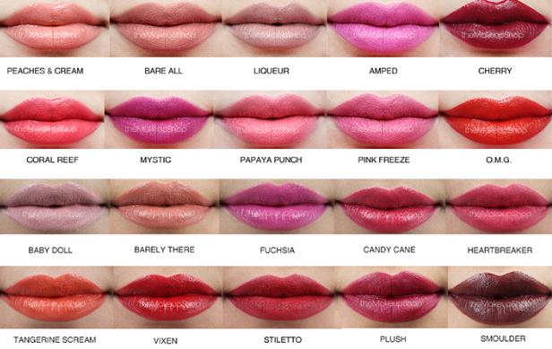 Liipstik Untuk Bibir Yang Hitam