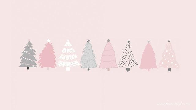 christmas wallpaper aesthetic