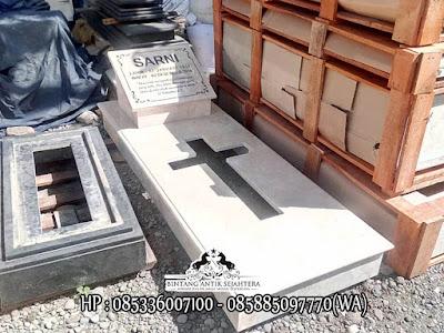Makam Kristen Modern, Bentuk kuburan Minimalis, Model Kuburan Kristen Terbaru