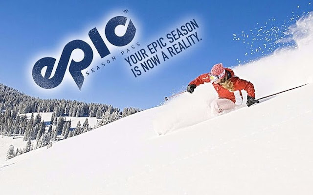 Ski Paradise: Vail Resorts Epic Pass Returns For The 2018 ...Epic Pass